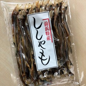 乾シシャモ 600g(60g×10袋)