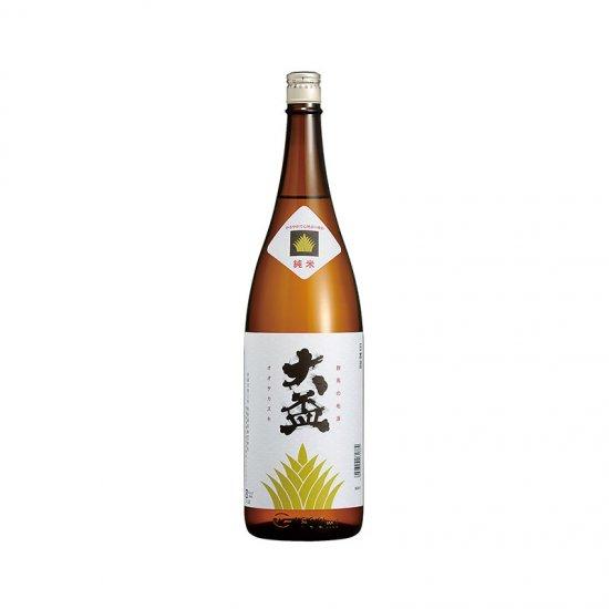 """""""大盃""""純米酒 1800ml かろやかで心地よい辛口"""