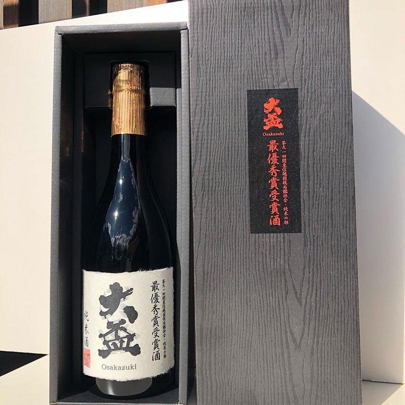 最優秀賞受賞酒 720ml  【ギフトに最適】 父の日やお酒好きな方にぜひ♪