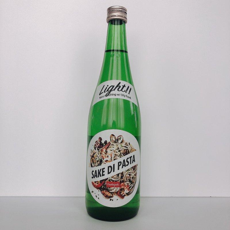 Osakazuki SAKE DI PASTA Light ‼ 【パスタの酒】