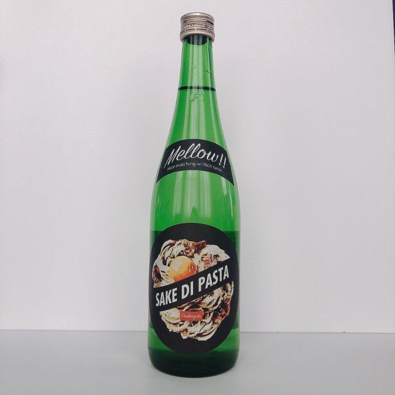 Osakazuki SAKE DI PASTA Mellow‼ 【パスタの酒】