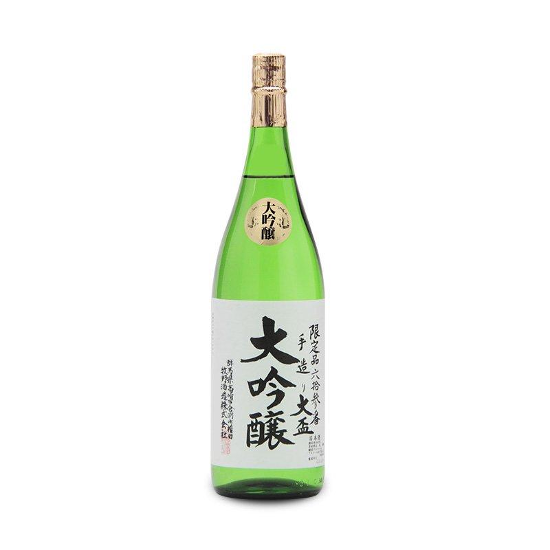 """""""大盃"""" 大吟醸 1800ml 【箱なし】 上品な果実香と深い味わい"""