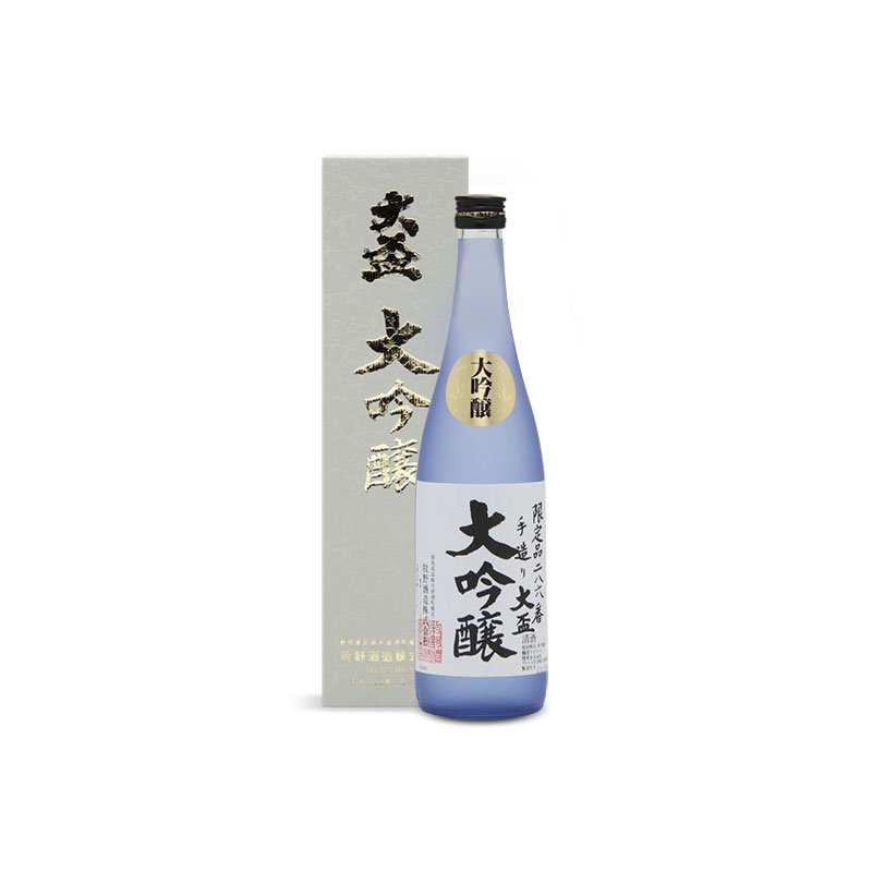 """""""大盃"""" 大吟醸 720ml 上品な果実香と深い味わい"""