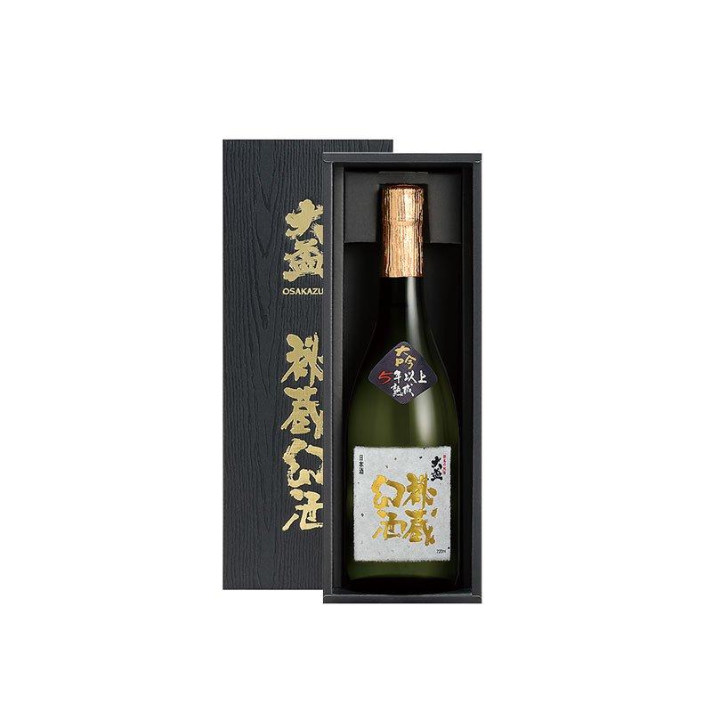 """""""大盃"""" 大吟醸五年熟成秘蔵酒 720ml まろやかで枯れた深い味わい"""