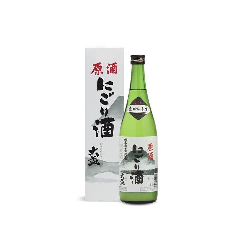 にごり原酒 720ml  とろりと濃醇な味わい