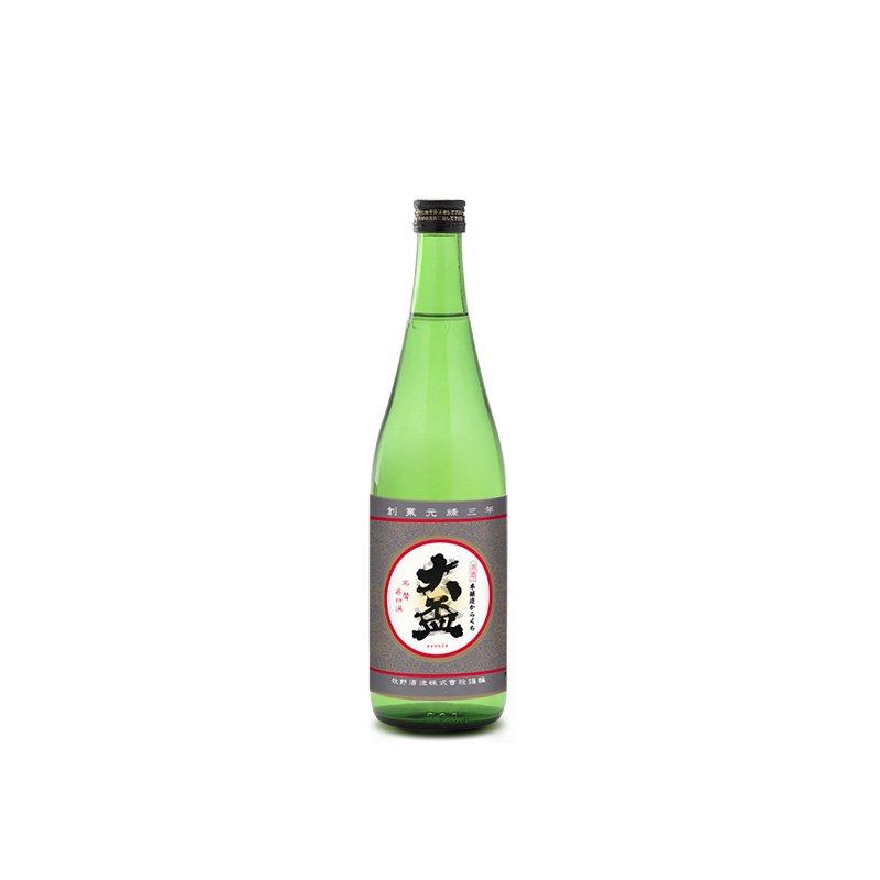 """""""大盃"""" 本醸造からくち 720ml 飲み飽きしない通好みの辛口"""