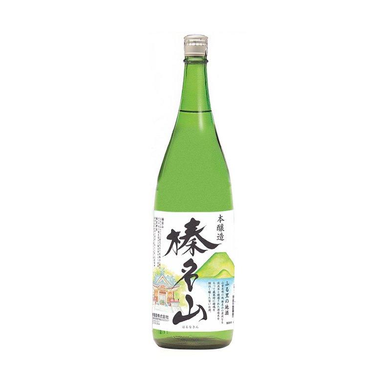 榛名山本醸造 1800ml 軽快で飲みやすい旨口