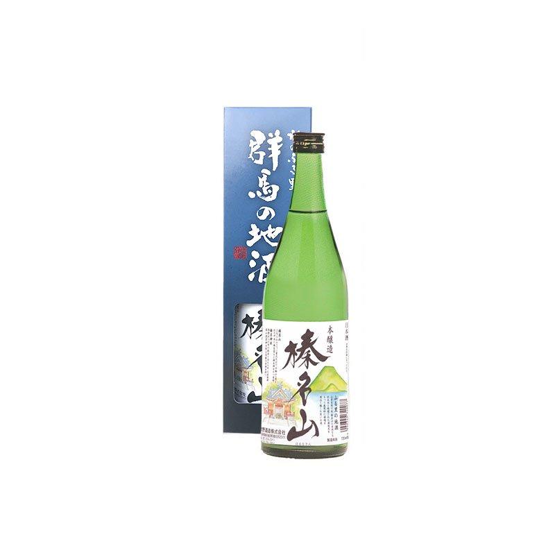 榛名山本醸造 720ml 軽快で飲みやすい旨口
