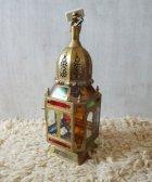 モロッコ ランタンランプ 八角形