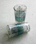 グラス/ヘナ青緑