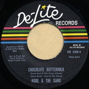 KOOL AND THE GANG / Chocolate Buttermilk [7INCH]