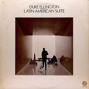 DUKE ELLINGTON / Latin American Suite [LP]