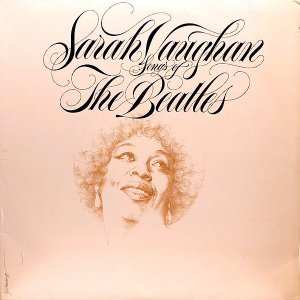 SARAH VAUGHAN / Sings Of The Beatles [LP]