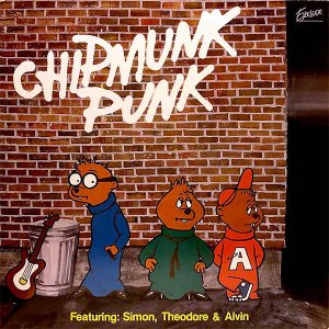 THE CHIPMUNKS / Chipmunk Punk [LP]