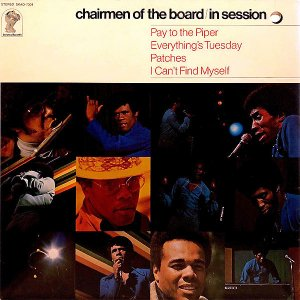 CHAIRMEN OF THE BOARD / In Session [LP]