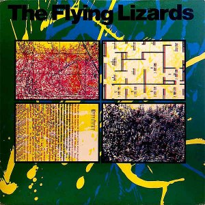 THE FLYING LIZARDS / Same [LP]