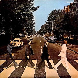 THE BEATLES / Abbey Road [LP]