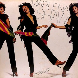 MARLENA SHAW / Acting Up [LP]
