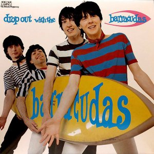 BARRACUDAS / Drop Out With The BARRACUDAS [LP]