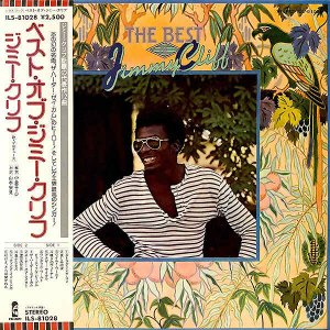 JIMMY CLIFF / The Best [LP]