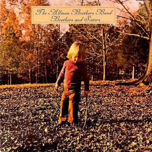 THE ALLMAN BROTHERS BAND / Brothers And Sisters [LP]