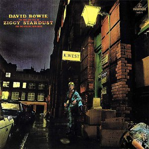 DAVID BOWIE / The Rise And Fall Of Ziggy Stardust And The Spiders From Mars [LP]