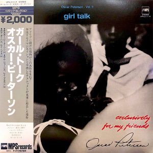 OSCAR PETERSON / Girl Talk [LP]