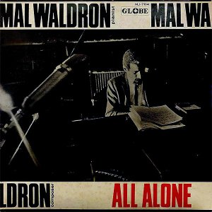 MAL WALDRON / All Alone [LP]