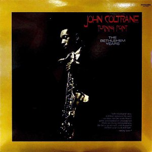 JOHN COLTRANE / The Bethlehem Years [LP]