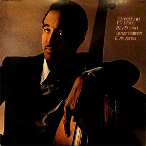 RAY BROWN / Something For Lester [LP]