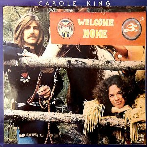 CAROLE KING / Welcome Home [LP]