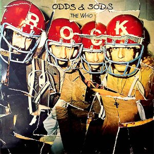 THE WHO ザ・フー / Odds And Sods 不死身のハードロック [LP]