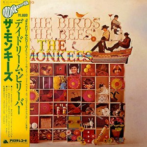 THE MONKEES / The Birds, The Bee And The Monkees [LP]