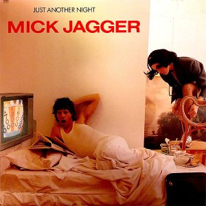 MICK JAGGER / Just Another Night [12INCH]