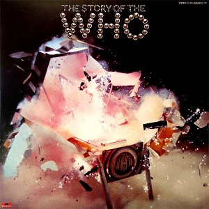 THE WHO / The Story Of The Who [LP]