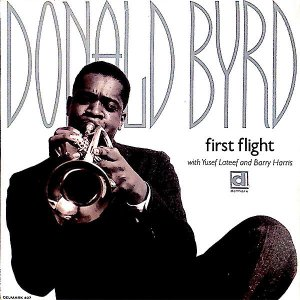 DONALD BYRD / First Flight [LP]
