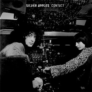 SILVER APPLES / Contact [LP]
