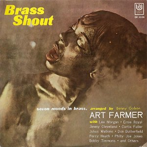 ART FARMER / Brass Shout [LP]
