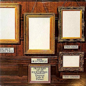 EMERSON, LAKE AND PALMER エマーソン・レイク・アンド・パーマー / Pictures At An Exhibition 展覧会の絵 [LP]