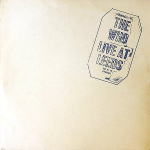 THE WHO / Live At Leeds [LP]