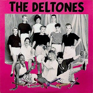 THE DELTONES / Na Na Choc Choc In Paris [LP]