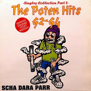 スチャダラパー SCHA DARA PARR / The Poten Hits 92-94 Singles Collections Part.2 [12INCH]