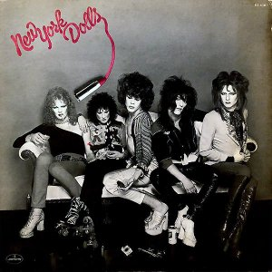 NEW YORK DOLLS / Same [LP]