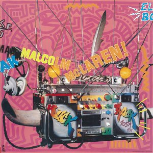 MALCOLM McLAREN / Duck Rock [LP]