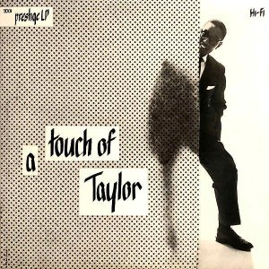 THE BILLY TAYLOR TRIO / A Touch Of Taylor [LP]