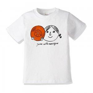 キッズTシャツ 「わたしのお気に入り」