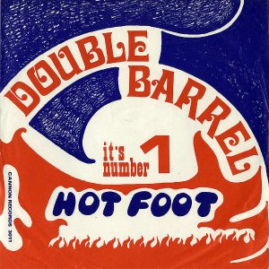 JAY & ANDY ROLLINS / Double Barrel [7INCH]