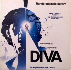 SOUNDTRACK (VLADIMIR COSMA) / Diva [LP]