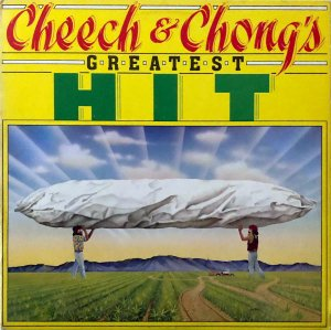 CHEECH & CHONG / Greatest Hit [LP]