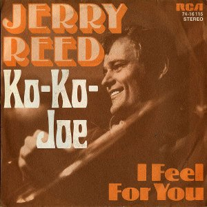 JERRY REED / Ko-Ko-Joe [7INCH]